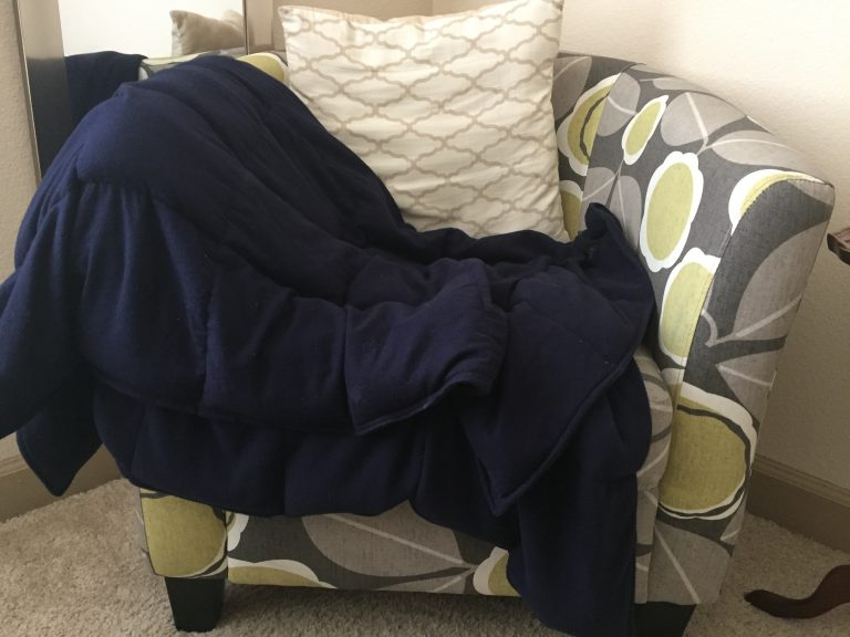 Using a Weighted Blanket for MS and Epilepsy