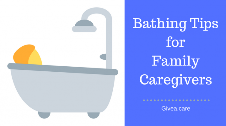 Give a Care About Bathing!